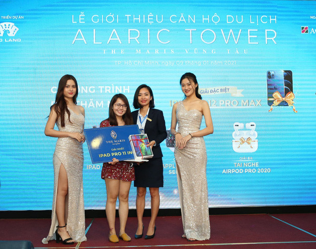 Event mở bán Alaric Tower
